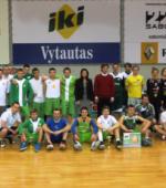 Sabonio krepšinio centro auklėtiniams – ilgalaikė IKI parama