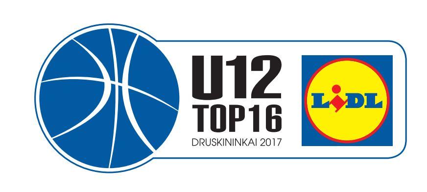 LIDL U12 TOP 16