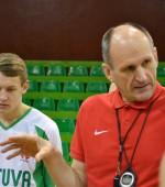 Diskusija apie jaunųjų Lietuvos krepšininkų perspektyvas