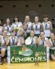 """Kauno KM """"Aisčiai"""" mergaitės tapo U14 čempionato nugalėtojomis (VIDEO)"""