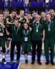 Šešiolikmečiams Europos čempionato sidabras
