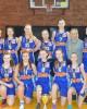 V.Knašiaus KM – Jaunučių U16 merginų čempionato B diviziono laimėtoja