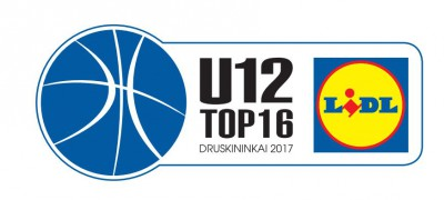 U12 LIDL TOP 16