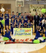 Mažeikių SM – Jaunučių U15 čempionato laimėtoja (FOTO, VIDEO)