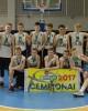 U14 berniukų čempionato laimėtojai – Sostinės KM (FOTO, VIDEO)