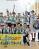 Sostinės KM – U13 berniukų čempionato nugalėtoja (FOTO, VIDEO)