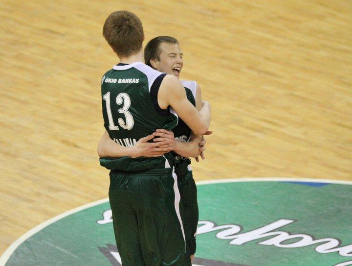 Lukas Lekavičius ir Marius Grigonis | MKL.lt nuotrauka
