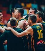 Lietuvos vaikinų (U18) rinktinė užėmė trečiąją vietą