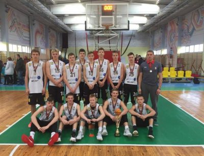EYBL ture Minske – solidus SKM žaidimas ir antroji vieta