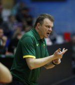 """U16 merginų treneris Tadas Stankevičius: """"Žaidimą prie savų žiūrovų bandysime padaryti privalumu"""""""
