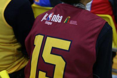 "Įsibėgėja ""Jr.NBA Lietuva"" čempionato kovos"