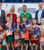 Darželinukų čempionato finale – Marijampolės triumfas ir garbių svečių sveikinimai