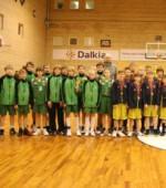 Finalo ketvertuose aukso medaliais pasipuošė Š.Marčiulionio akademijos ir Panevėžio jaunieji krepšininkai
