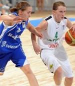 Lietuvos jaunės išlikimo turnyrą pradėjo pralamėjimu