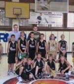 """""""Tornado"""" krepšinio mokyklos treniruotėje lankėsi J.Mačiulis (VIDEO)"""