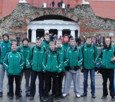 Plungės SM krepšininkai varžybose Rusijoje užėmė trečiąją vietą