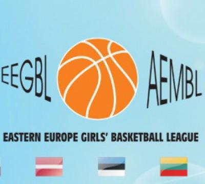 Penkiolikmečių merginų rinktinė pateko į EEGBL finalo etapą