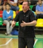 K.Maksvytis vedė seminarą SKM treneriams
