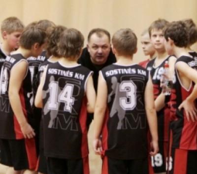 Sostinės krepšinio mokykloje – MKL finalo ketverto varžybos