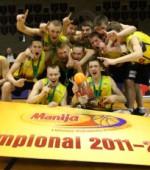 """Jaunučių vaikinų A čempionate """"marčiulioniukų"""" triumfas (FOTO, VIDEO)"""