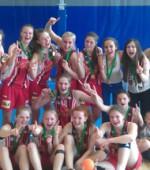 Jaunučių merginų čempionate nugalėjo Vilniaus KM krepšininkės (FOTO)