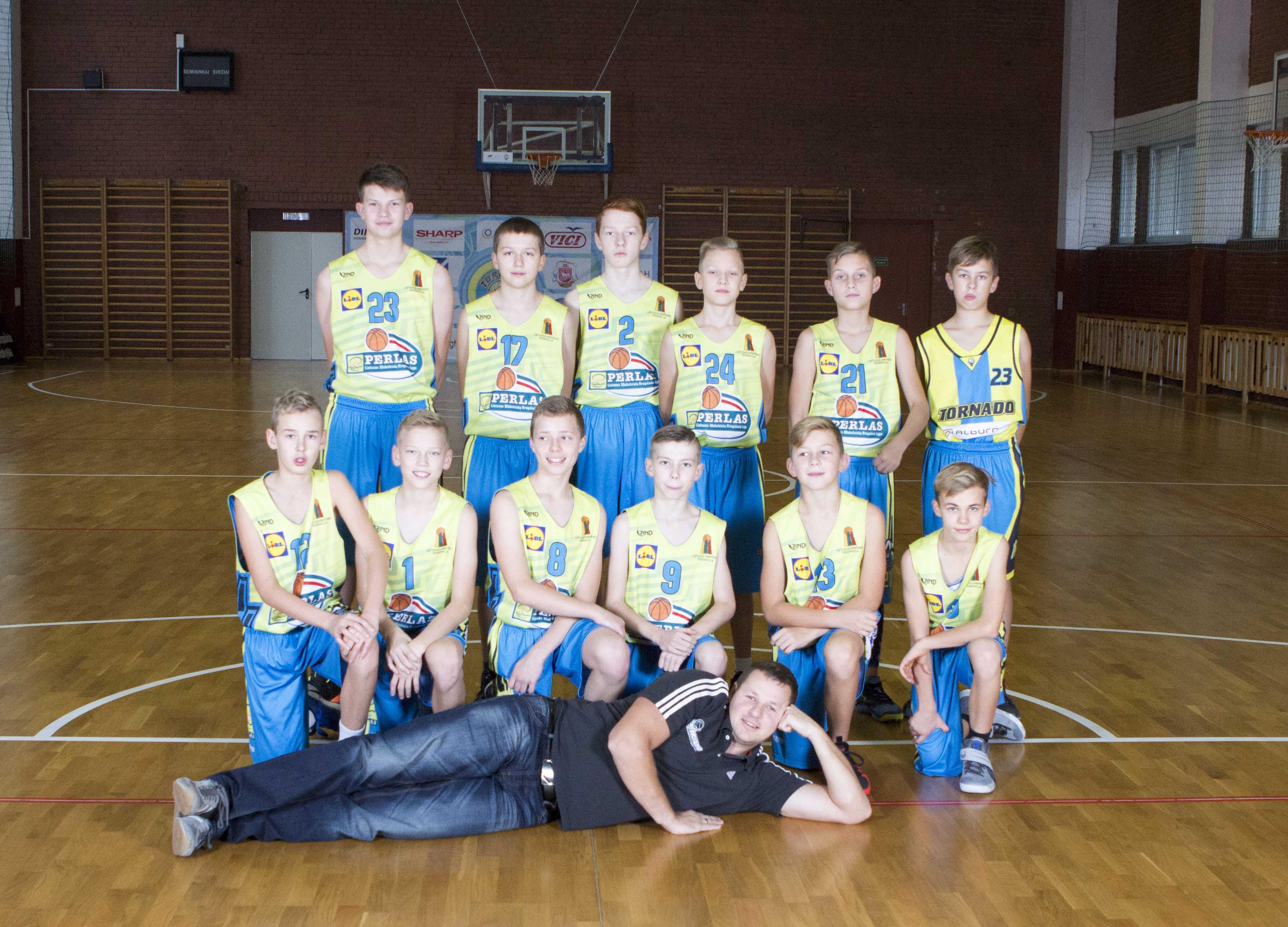 2004 - Tornado KM Envija