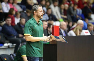 Krepšinio trenerių seminare – apie jaunųjų krepšininkų parengimą