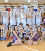 Klaipėdos KM laimėjo U14 vaikinų B divizioną ir tęsia pasirodymą čempionate