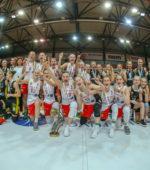 """LIDL-MKL"" U-18 merginos: taurė liko sostinėje"