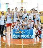 """""""LIDL-MKL"""" U17 vaikinai: finale triumfavo vilniečiai"""