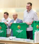 Kaune pristatytas Europos jaunučių merginų krepšinio čempionatas, jo logotipas ir vardinis rėmėjas