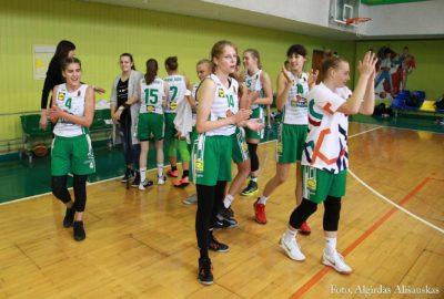 """""""LIDL-MKL"""" U16 merginos: finale šeimininkės bandys nutraukti favoričių žygį"""
