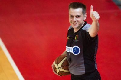 Vilniaus krepšinio teisėjų sąjunga kviečia išmokti teisėjauti