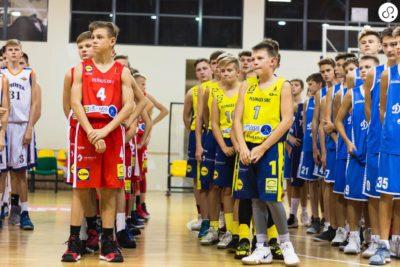 Keturių šalių čempionų komandos dalyvavo krepšinio turnyre Palangoje