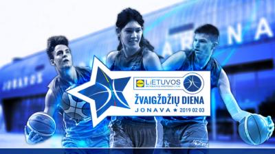 Jaunimo krepšinio fiesta atvyksta į Jonavą!