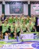 """Tritaškiais varžovus baudę KM Perkūnas – """"Vytrita"""" krepšininkai – airBaltic taurės laimėtojai"""