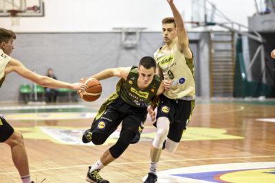 Sėkmingiau rungtynių pabaigą sužaidusi R.Sargūno SG/KKSC ekipa iškovojo dramatišką pergalę ir žengė į airBaltic taurės finalą