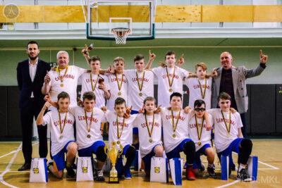 Plungėje vykusiame U13 berniukų B diviziono finalo ketverte – šeimininkų dominavimas ir įspūdingas gargždiškių sugrįžimas