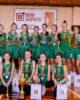 Savaitgalį įvyko U14 mergaičių B diviziono kovos: neįtikėtiną žaidimą demonstravusi biržietė atvedė savo komandą į čempionių sostą