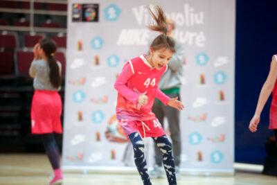 NIKE Vikruolių taurės finale mergaitės varžysis dėl įspūdingų prizų