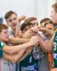 Per pratęsimą varžovus palaužę žalgiriečiai pasidabino U13 bronzos medaliais