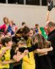 Pirmą kartą surengtame Lietuvos mokyklų 3×3 čempionate triumfavo Dariaus Pakamanio sūnaus komanda