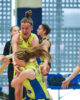 Gynybinio pobūdžio rungtynėse alytiškes palaužusios Plungės SRC merginos iškovojo U16 bronzą