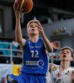 Varžovų nepasigailėję Knašiaus KM I tapo antruoju U16 finalo dalyviu