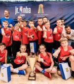 Jr. NBA lygos finale – Trail Blazers triumfas