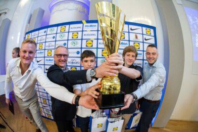 Vilniuje iškilmingai uždarytas LIDL-MKL 2018-2019 metų sezonas