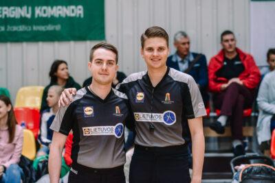 Kauno regiono krepšinio teisėjų seminaras Kaune