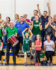 Moksleivių krepšinio lygos sezono starte – naujos palaikymo taisyklės žiūrovams ir sirgaliams