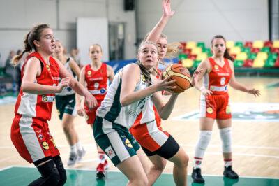 U16: lyderių dueto vedamos žalgirietės pergale pradėjo 2019-2020 metų LIDL – MKL sezoną