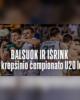 Balsuok ir išrink U20 Europos čempionato logotipą!
